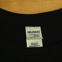 gildan premium cotton