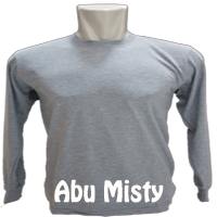 kaos combed long grey