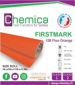 firstmark fluo orange