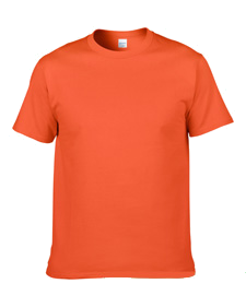 76000 Premium Cotton Orange