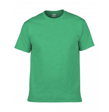 76000 Premium Cotton Heather Irish Green