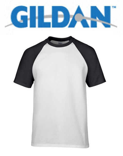 Raglan 76500 White Trim Black