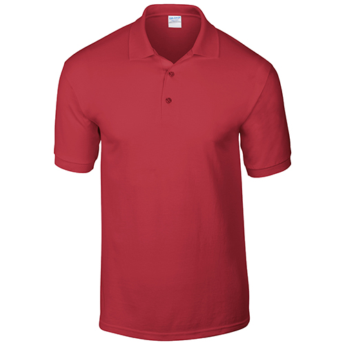 83800 GIldan Sport Shirt Red