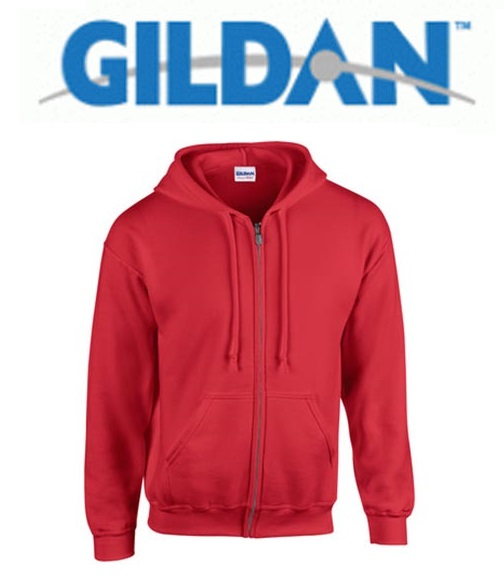 88600 Ziphood Red