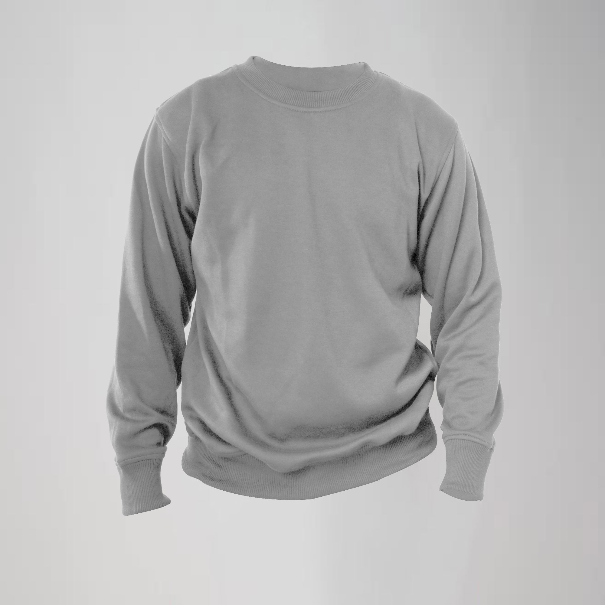 crewneck abu misty small