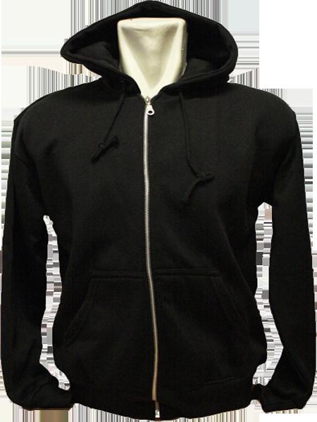 ... zipper-hoodie-hitam-small ...
